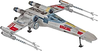 STAR WARS E6137 The Vintage Collection Episode IV A New Hope Luke Skywalkers X-Wing Starfighter Vehicle Collectible Off White