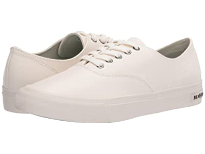 SeaVees Legend Sneaker Leather (White) Women