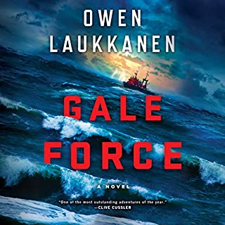 Gale Force audiobook cover art