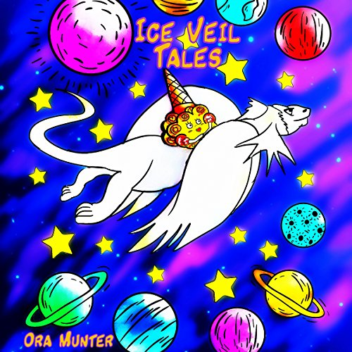 The Ice Veil Tales, Volume One cover art