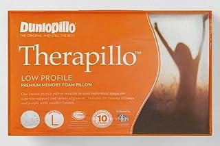 Dunlopillo T2780 Therapillo Premium Low Profile Pillow