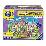 Orchard Toys 263 Magical Castle - Puzle con diseño de Castillo mágico (40 Piezas Grandes, Importado de Reino Unido)