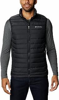 Columbia Men's Powder Lite Sleeveless Ski Jacket