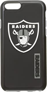 Forever Collectibles - Licensed NFL Cell Phone Case for Apple iPhone 6/6s - Retail Packaging - Oakland Raiders