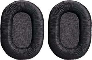NOMACY Headphones Ear Cushion Kit Replacement for for Sony MDR 7506, MDR V6, MDR CD900ST, Ear Pads with Memory Form and Protein Leather for Noise Blocking & Comfortable Wearing, 1 Pair Black