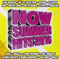 Now Summer Hits 2016 by Various Artists