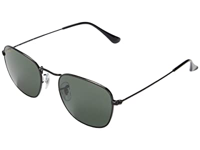Ray-Ban 51 mm RB3857 Frank Square Metal Sunglasses