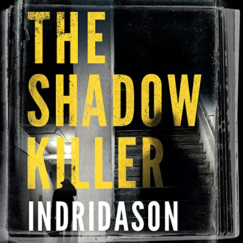 The Shadow Killer audiobook cover art