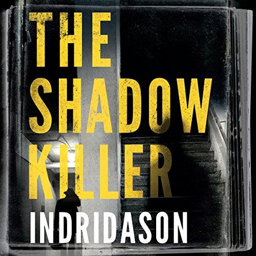 The Shadow Killer cover art