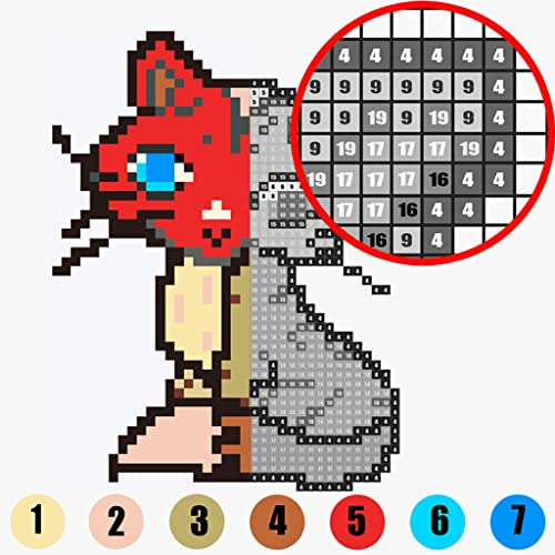 Pixel Art Amazonde