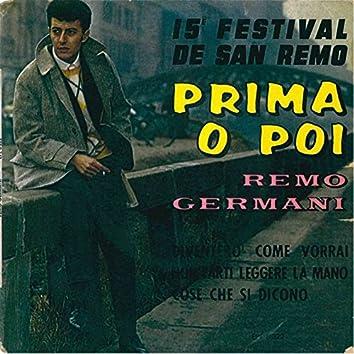 15 Festival de San Remo