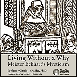 Living Without a Why audiobook cover art