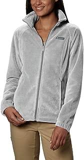 Women's Benton Springs Full Zip Jacket, Soft Fleece with Classic Fit