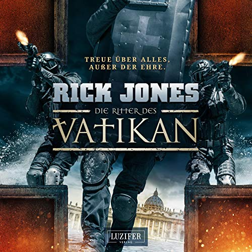 Die Ritter des Vatikan Titelbild
