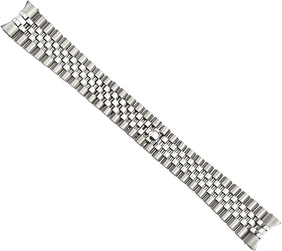 21mm Jubilee Watch Band Compatible with 41mm 41 Max 64% OFF Or San Jose Mall Datejus Rolex