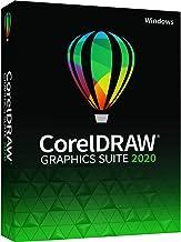 Corel CorelDRAW Graphics Suite 2020 | Graphic Design, Photo, and Vector Illustration Software | Education Edition [PC Disc]