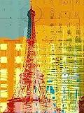 The Poster Corp Joost Hogervorst – New Paint - Paris