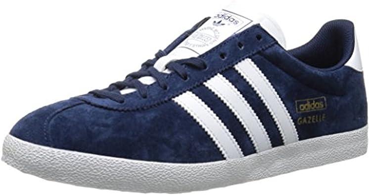 Amazon.com | adidas Originals Men's Gazelle OG Fashion Sneaker ...
