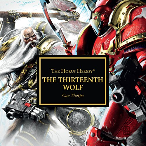 The Thirteenth Wolf audiobook cover art