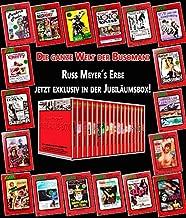 Russ Meyer Jubiläumsbox: 18 DVDs [German import, region 2 PAL format]