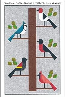 sew a bird pattern
