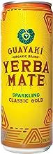 Guayaki Yerba Mate Classic Gold Sparkling Mate, 12 Fluid Ounce - 12 per case.