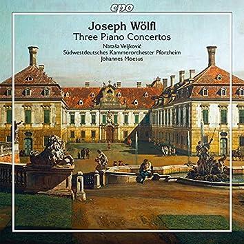 Wölfl: Piano Concertos