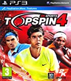 Top Spin 4 (Move Compatible) (PS3)