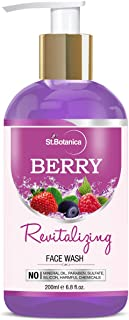 Best berry face wash Reviews