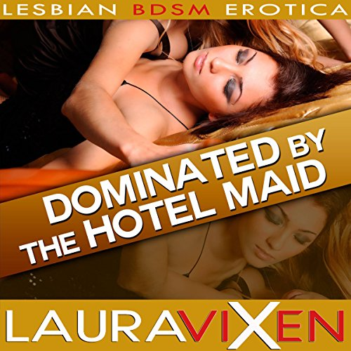 Dominated by the Hotel Maid audiobook cover art
