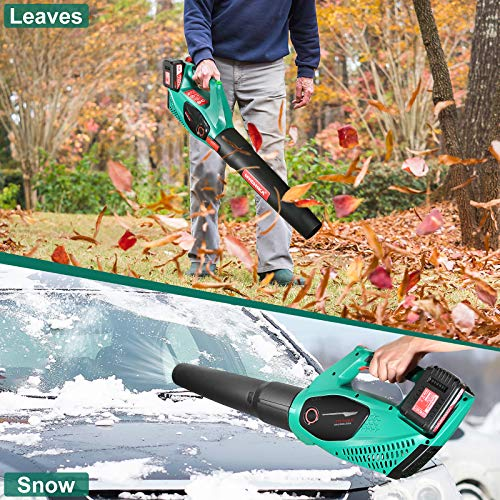 HYCHIKA BETTER TOOLS FOR BETTER LIFE Sopladores de hojas
