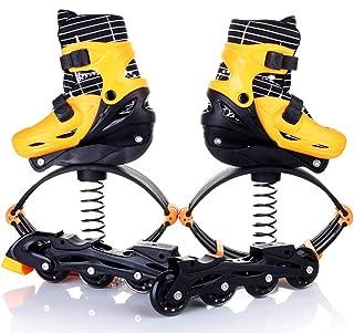 Moojm Patines de ruedas 2 en 1 y zapatos de salto Regalos