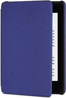 Kindle Paperwhite Leather Cover (10th Generation-2018) - Indigo Purple