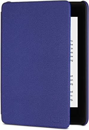 All-New Kindle Paperwhite Leather Cover (10th Generation-2018) - Indigo Purple