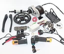 L-faster 48V 450W Electric Mountain Bike Mid-Drive Conversion Kit Electric Bike Kit DIY E-Bike Parts