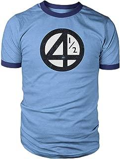 Scott Pilgrim 4 1/2 Ringer Shirt