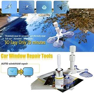 Auto Car Windshield Glass Scratch Repair Kits Windscreen Crack Restore Window Screen Polishing Car Window Repair Tools