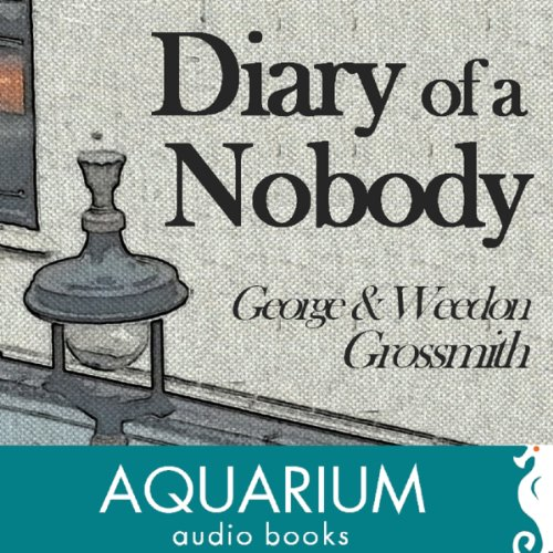 The Diary of a Nobody cover art