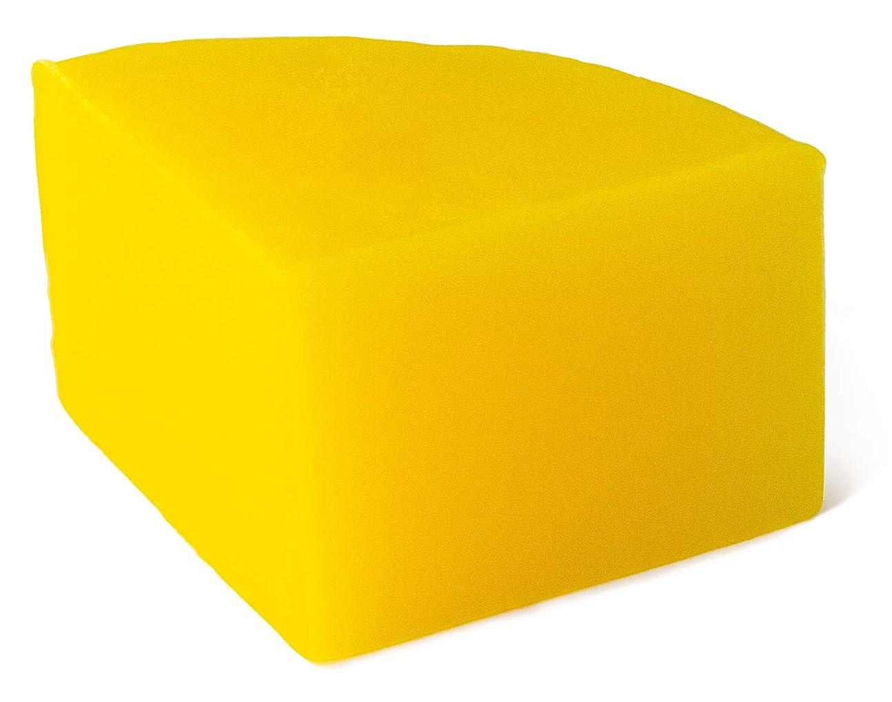 決定野球そのグリセリン クリアソープ 色チップ 黄 25g (MPソープ)