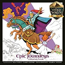 Epic Journeys (Other Worlds Icons of Fantasy)