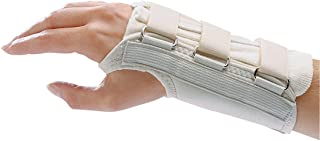 Rolyan D-Ring Right Wrist Brace, Size X-Small Fits Wrists up to 5.75