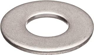 316 Stainless Steel Flat Washer, Plain Finish, 3/4