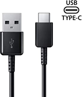 White 3.3Ft PRO USB-C Charging Transfer Cable for Samsung SM-G981U!