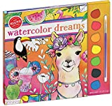 Watercolor Dreams (Klutz) toy for 10 year old May, 2021