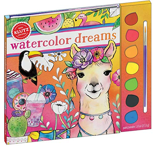 Klutz Watercolor Dreams, Multi