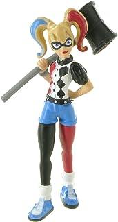 Figures Super Hero For Girls Figure-Harley Quinn, 9cm (COMANSI y99114)