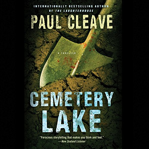 Cemetery Lake audiobook cover art