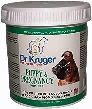 Dr Kruger Pet Supplements Puppy & Pregnancy Formula - 10 Ounces