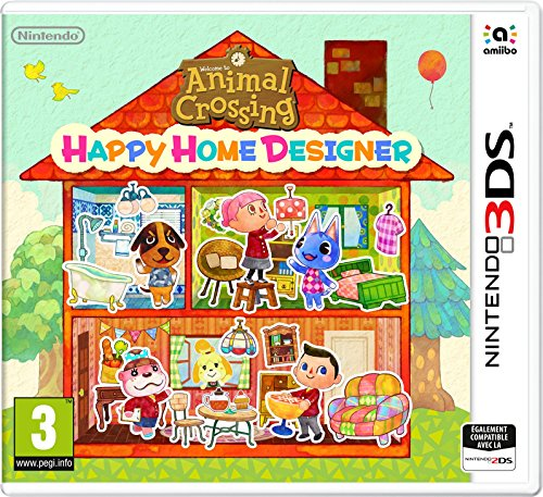 Animal Crossing Happy Home Designer [Importación Francesa]