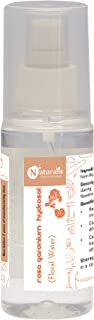 Naturalis Essence of Nature Rose Geranium Water/Hydrosol Mist Spray - for Face and Body